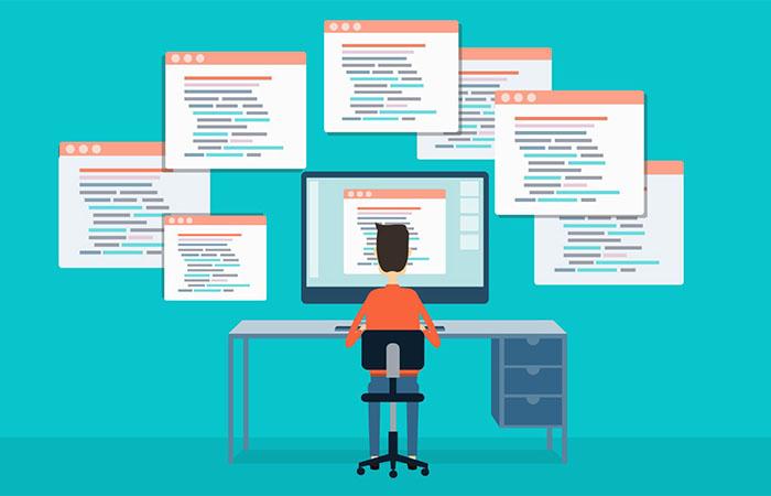 Веб-программирование неотъемлемая часть сайта!